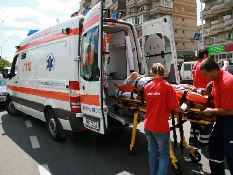 Accident GRAV la marginea Bucurestiului! Cel putin trei raniti!