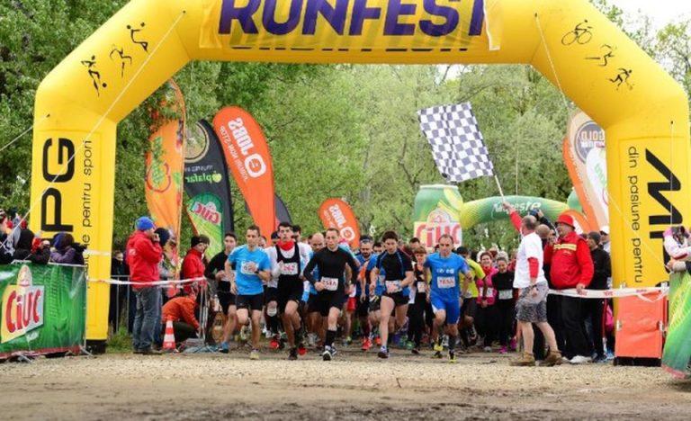 RUNFEST: Comunitatea alergatorilor se reuneste la Cernica!