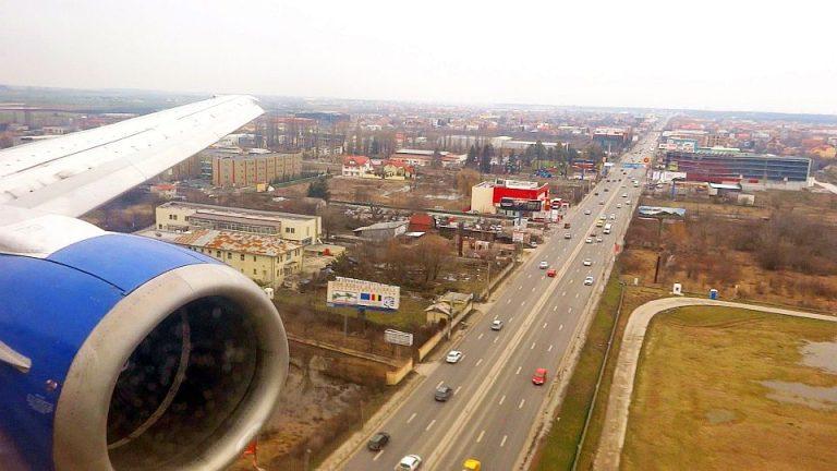 Blue Air anunta cate DOUA ZBORURI PE ZI intre Bucuresti si Cluj-Napoca! Doar 90 de lei biletul dus-intors!