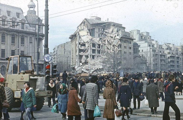 Previziunea care BAGA SPAIMA in bucuresteni: Vine cutremurul! La Bucuresti va fi MAI RAU ca in Nepal!