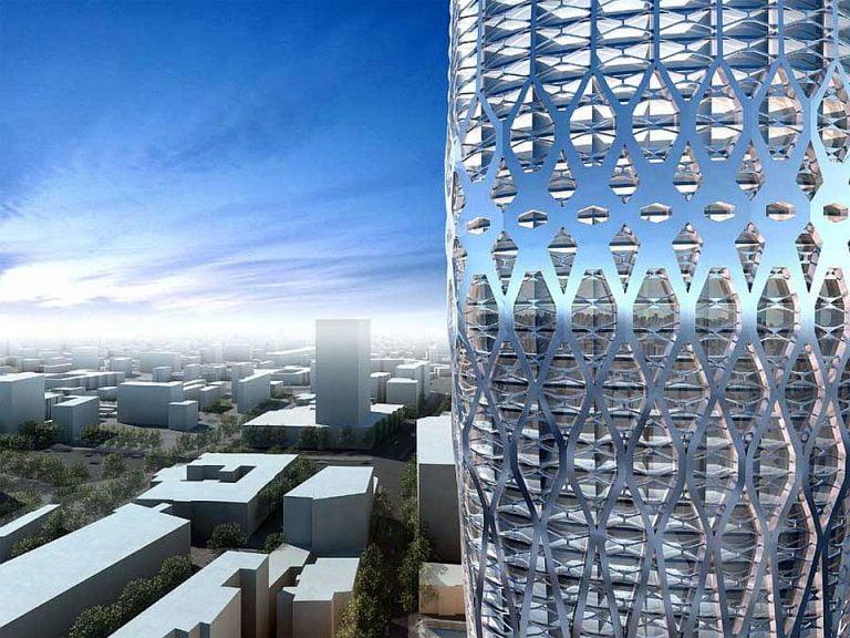 Mai tineti minte Dorobanti Tower? Vezi proiectele care trebuiau sa SCHIMBE complet fata Bucurestiului!