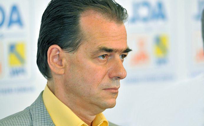 Orban, PNL: Opozitia are majoritate în Parlament. Sunt 80% sansa ca motiunea sa treaca