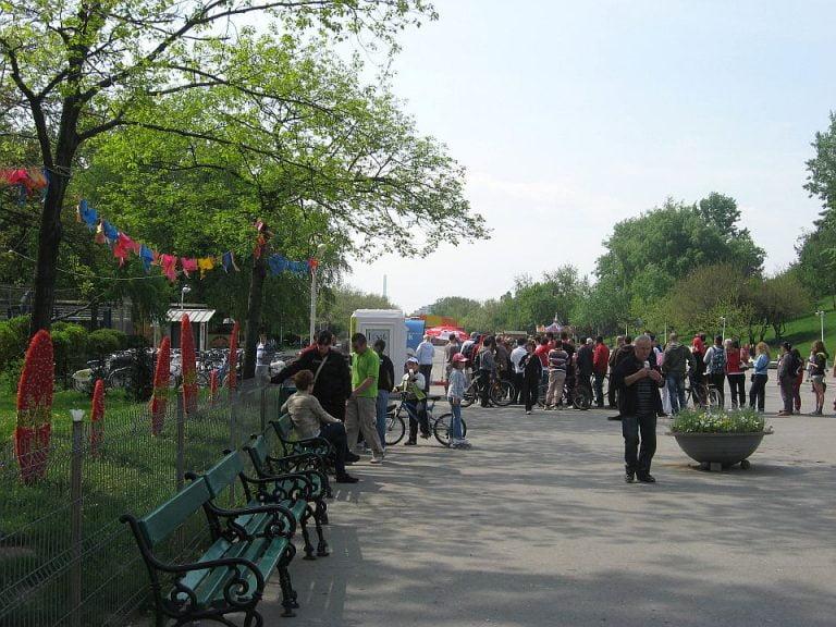 Bucurestiul NU este orasul cu cele mai putine spatii verzi din Romania! Vezi clasamentul!