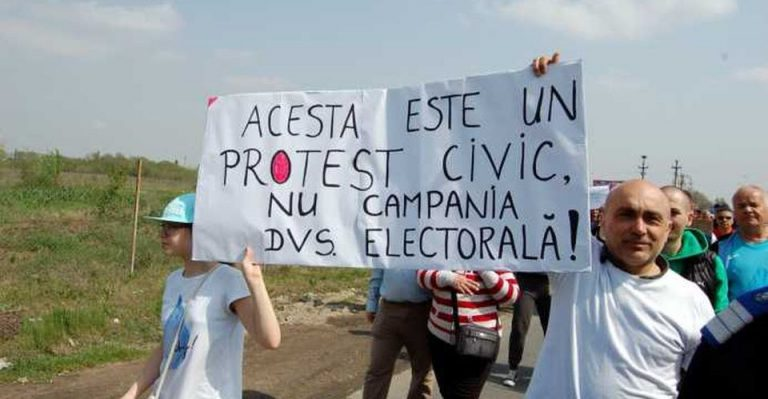 Bucurestiul s-a SATURAT! Primul protest IN STRADA impotriva primarului Gabriela Firea!