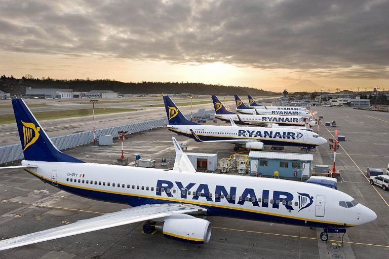 Ryanair lanseaza o noua cursa din Bucuresti! Vezi calendarul zborurilor!