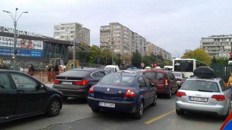 Atentie la TRAFIC! Restrictii importante de circulatie, sambata si duminica, in Bucuresti!