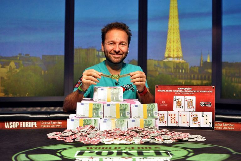 Cel mai cunoscut jucator roman de poker din istorie vine la Bucuresti!