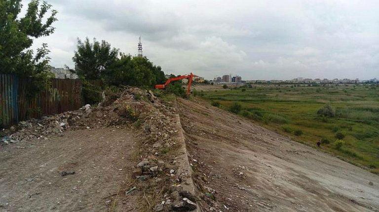 Autoritatile au inceput ecologizarea Deltei Vacaresti! Zona va fi pazita non-stop!