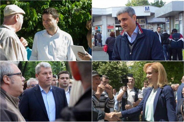 Surpriza URIASA! Ce cote au la Casele de pariuri candidatii la primaria Capitalei!