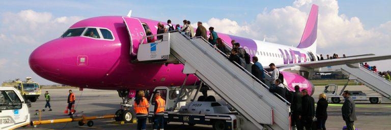 Wizz Air lanseaza ZBOR NOU din Bucuresti! Biletul costa doar 99 de lei!