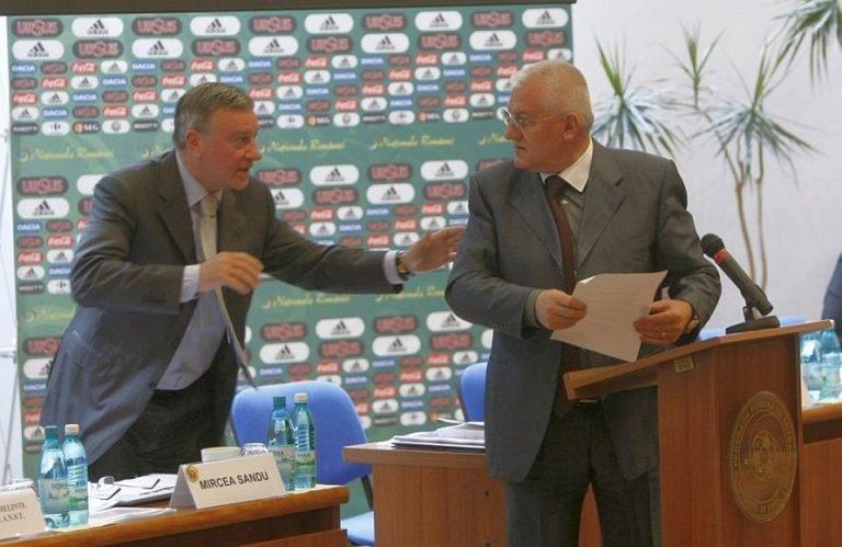 Dumitru Dragomir si Mircea Sandu CONDAMNATI la inchisoare!