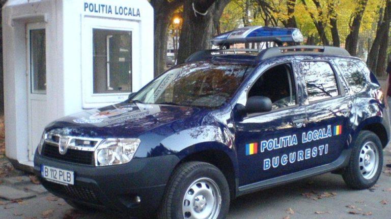 VIDEO-Politia Locala Bucuresti a intervenit pentru a aplana o altercatie intr-un film