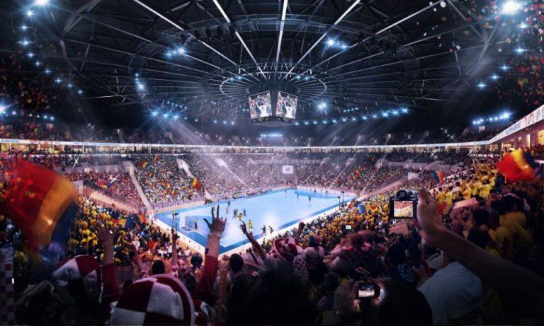 Cat costa noua sala de sport polivalenta PROMISA de Firea, in comparatie cu marile arene similare din Europa?!