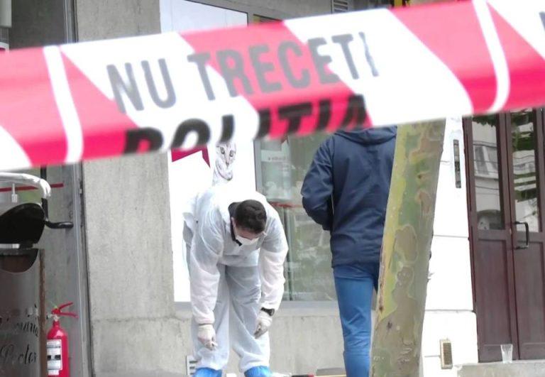 Barbatul care acum o luna a incercat sa jefuiasca o banca in Bucuresti a fost prins la vama!