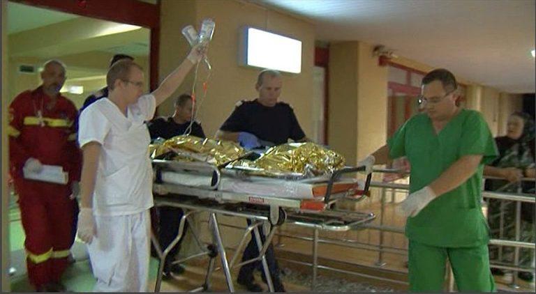 Blocaj la Spitalul de Arsi din Bucuresti: Pacienti grav bolnavi sunt pusi pe liste de asteptare!