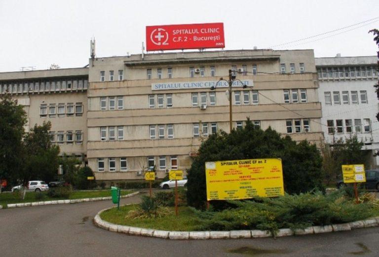 Inspectorii DSP Bucuresti au luat la puricat Spitalul CF 2!