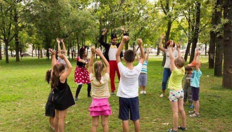 Weekend plin de distractii pentru copii, in Parcul Drumul Taberei! Accesul este liber!