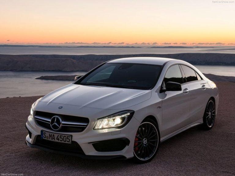 VIDEO – Mercedes-Benz a ales Bucurestiul pentru a filma reclama la CEL MAI NOU MODEL!