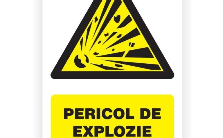 FOTO – O conducta de gaze s-a spart! Pericol de EXPLOZIE in Militari!