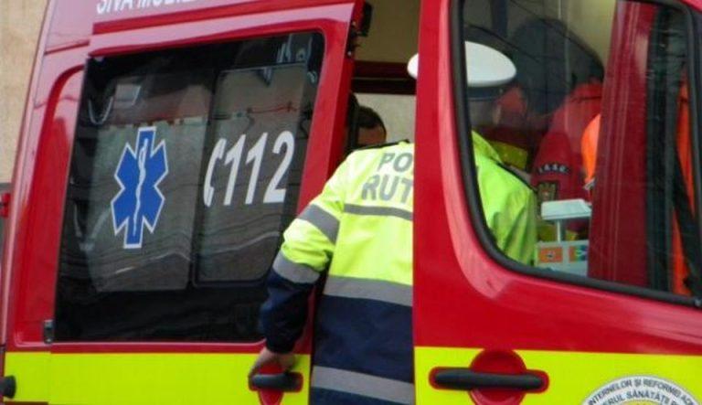 Accident grav in Sectorul 5. O femeie a murit pe loc