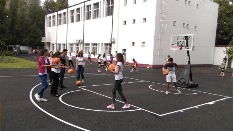 Ultimele zile de vacanta! Vezi unde copiii pot face sport gratuit in Bucuresti!