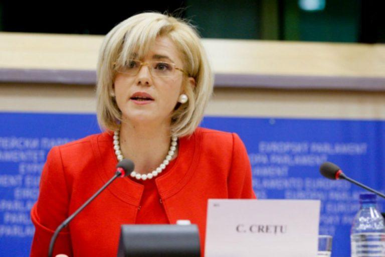 Comisarul european Corina Cretu anunta o lista intreaga de proiecte pentru Bucuresti!