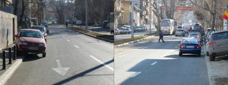 Solutia pentru a parca in cele mai imposibile locuri din Bucuresti!