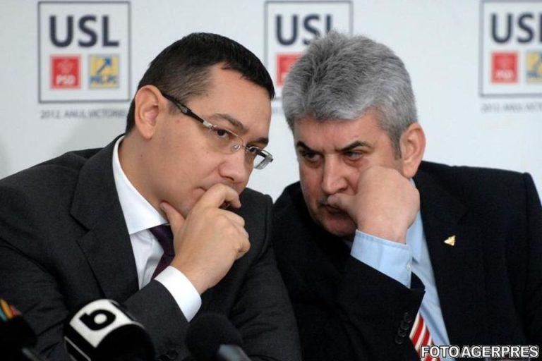 Victor Ponta si Gabriel Oprea sunt PARTENERI in afaceri imobiliare in Voluntariul lui Pandele!