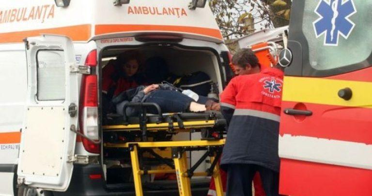 Imagini socante in Piata Obor: Un barbat a murit cu zile, chiar in fata medicilor!