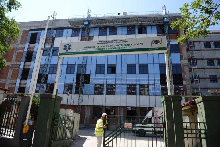 Un mare spital din Bucuresti cauta sa angajeze 99 de asistenti medicali si nu gaseste!