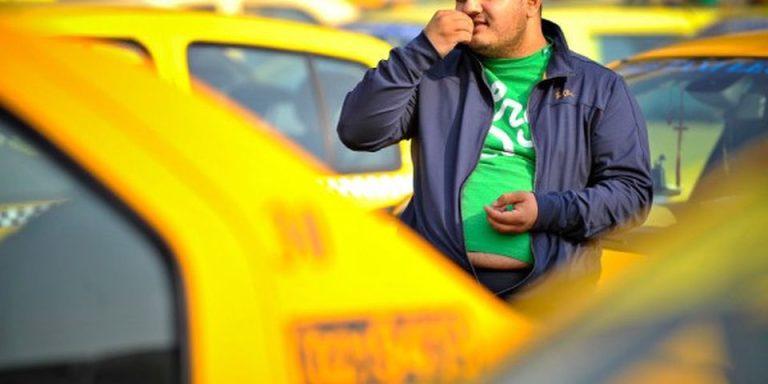 Joc MURDAR al taximetristilor din Bucuresti impotriva Uber! Cum ii dau pe mana Politiei!