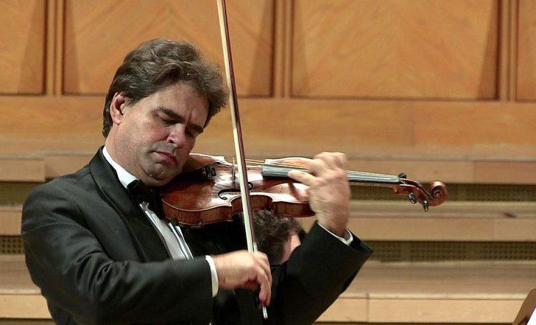 Vioara lui Enescu rasuna in tot Bucurestiul! Concerte extraordinare in mai multe locatii!