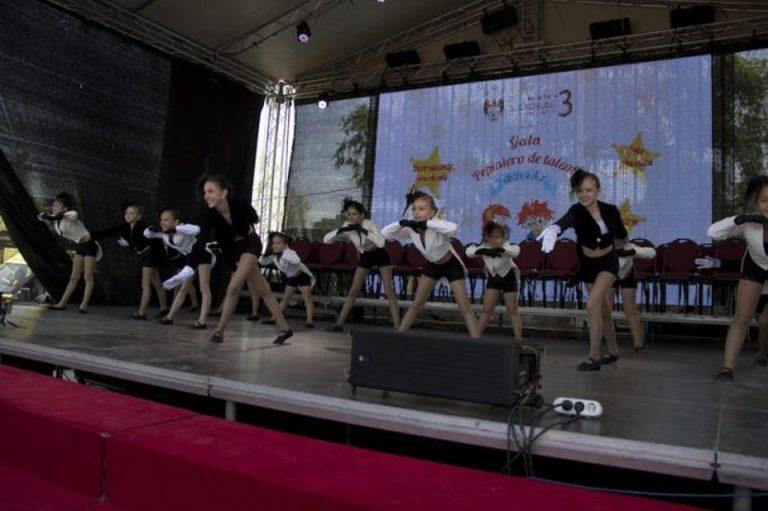 Toti copiii din Bucuresti ar trebui sa treaca pe aici! In weekend se redeschide Pepiniera de Talente in Parcul Titan!