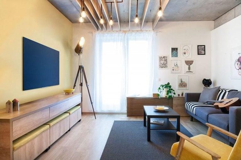 GALERIE FOTO – Ai nevoie de putina inspiratie? Uite cum arata un apartament proaspat amenajat in Bucuresti!