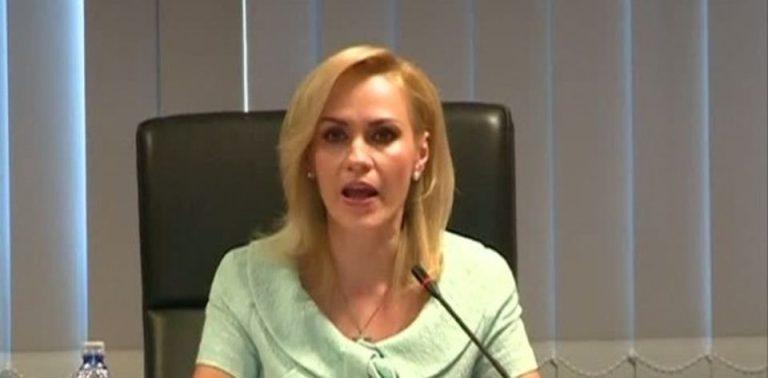 Gabriela Firea da vina pe presa pentru scandalul profesoarei data afara de la Scoala 95 din Bucuresti!