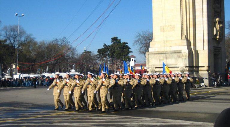 Restrictii majore de trafic in Bucuresti pentru parada de Ziua Nationala