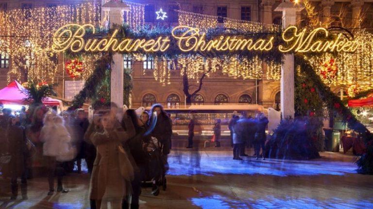Targul de Craciun se deschide la 1 decembrie, in Piata Constitutiei!