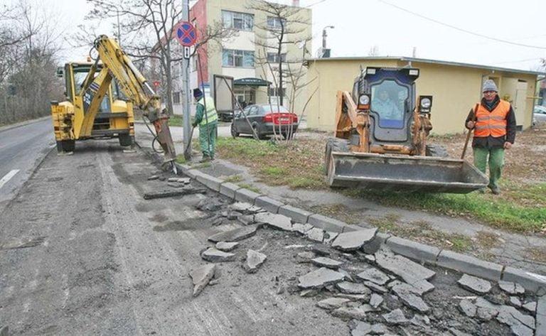 Primaria Capitalei: Anul trecut s-au asfaltat in Bucuresti peste 100 km de strazi!