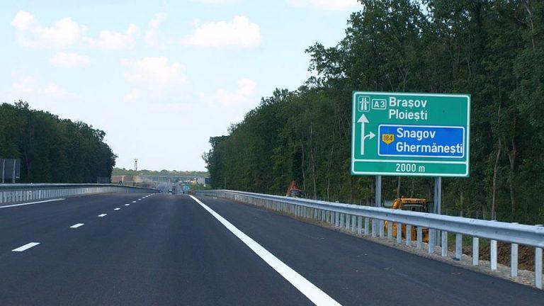 Este OFICIAL: Incepe efectiv constructia autostrazii Bucuresti-Brasov!