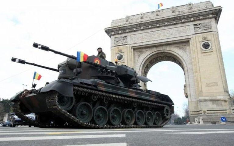 VIDEO – Cele mai frumoase momente ale Paradei Militare din Bucuresti!