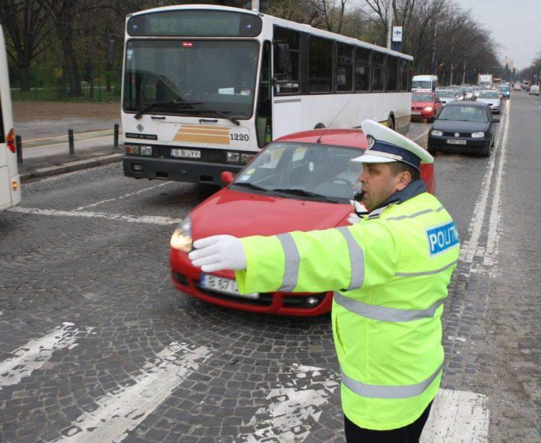 Restrictii importante de trafic in Bucuresti in zilele urmatoare