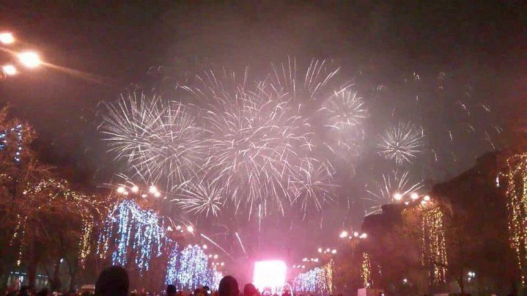 Primaria Capitalei cheltuie 700.000 de euro pe Revelionul din piata George Enescu!