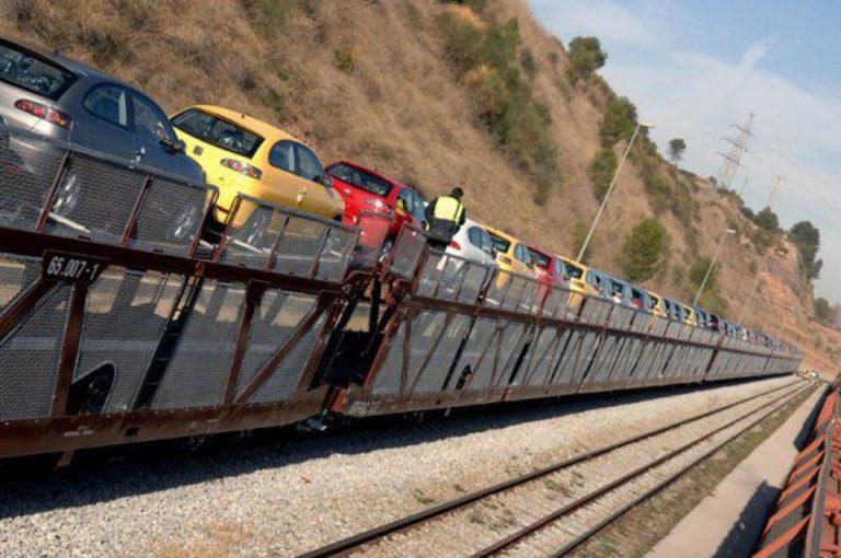 De la Bucuresti la Brasov in 2 ore cu masina! CFR pregateste trenul pentru autovehicole!