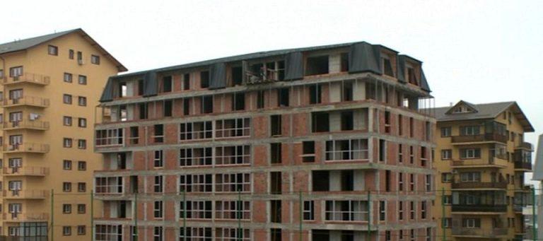 Apartamentele noi s-au scumpit in Bucuresti cu 3% de la o luna la alta!