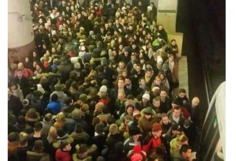 ATENTIE! Metrorex LIMITEAZA ACCESUL LA METROU din cauza traficului prea mare!