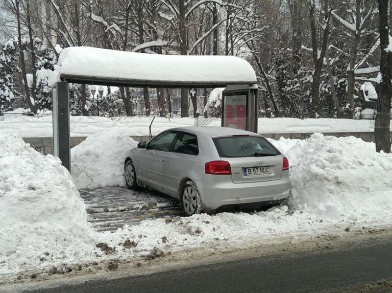 parcare statie