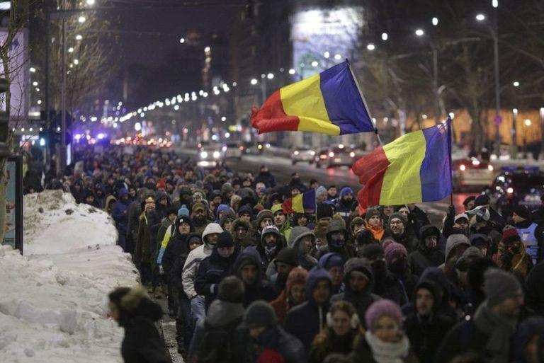 Bucurestiul iese in aceasta seara din nou in strada! Proteste impotriva GRATIERII si AMNISTIEI!