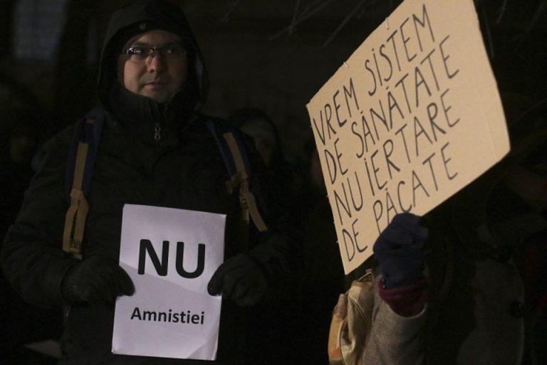 Proteste URIASE programate pentru diseara impotriva AMNISTIEI si GRATIERII! Bucurestiul iese in strada!