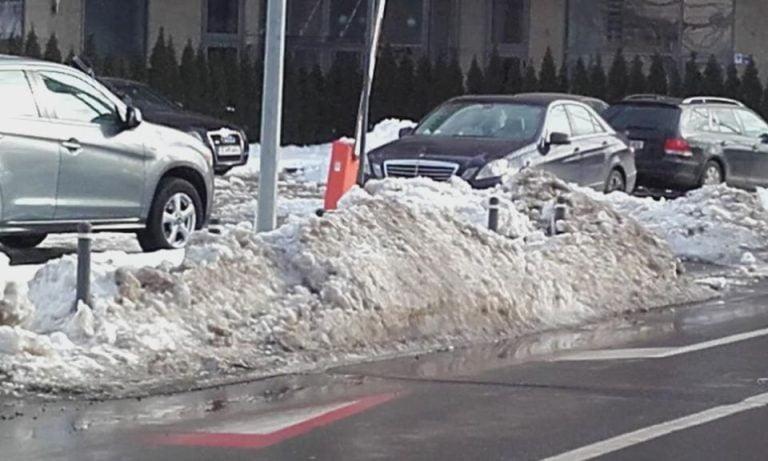 Iarna isi intra in drepturi: Cand va ninge in Bucuresti?