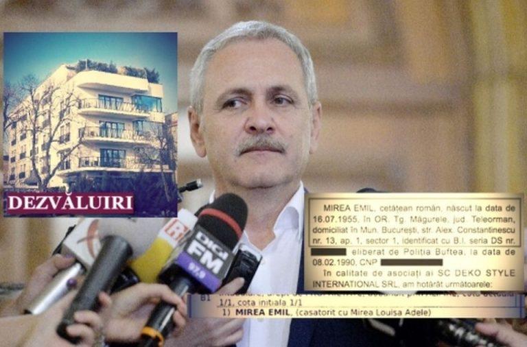 FOTO – Dragnea sta in Bucuresti intr-un bloc de lux, detinut de un teleormanean discret. In acte nici nu exista chirie!